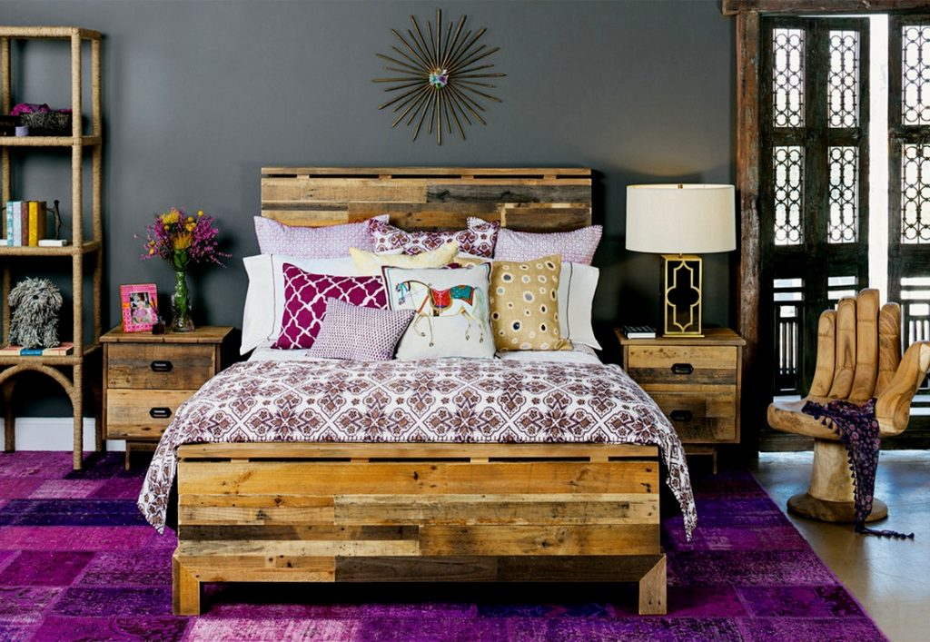 . Interiors 13   How to Turn Your Bedroom into a Bohemian Paradise
